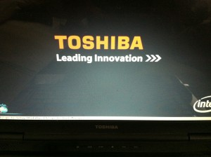 Toshiba is a platform for social media. (Photo by: Robin Hamilton/Full Sail University)
