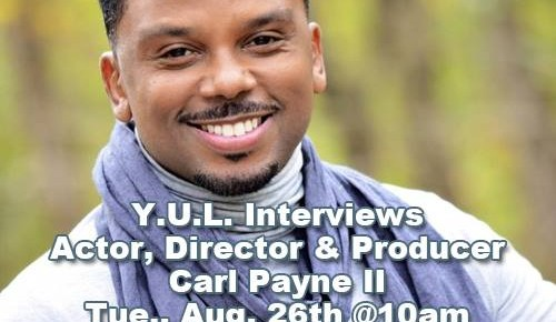 Carl Payne Gets Real With The YUL Morning Crew